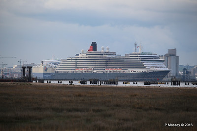 QUEEN VICTORIA Departing Southampton PDM 10-05-2016 17-38-028