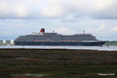 QUEEN VICTORIA Departing Southampton PDM 10-05-2016 17-43-17