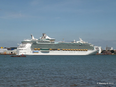 INDEPENDENCE OF THE SEAS Southampton PDM 01-06-2013 15-34-26