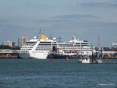 ADONIA berth 106 Southampton PDM 01-06-2013 14-57-46
