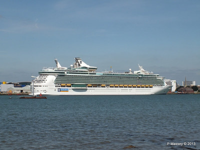 INDEPENDENCE OF THE SEAS Southampton PDM 01-06-2013 15-34-28