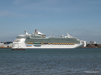 INDEPENDENCE OF THE SEAS Southampton PDM 01-06-2013 15-31-02