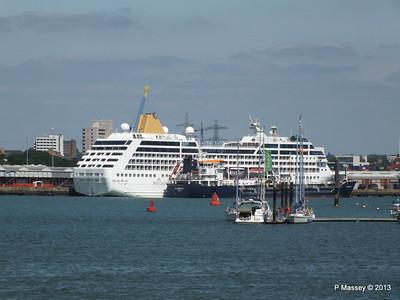 ADONIA berth 106 Southampton PDM 01-06-2013 15-06-30