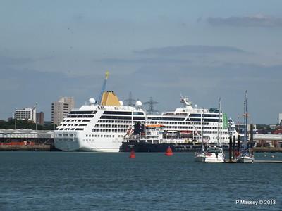 ADONIA berth 106 Southampton PDM 01-06-2013 14-57-52