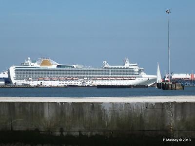 VENTURA departs Southampton PDM 27-05-2013 16-51-41