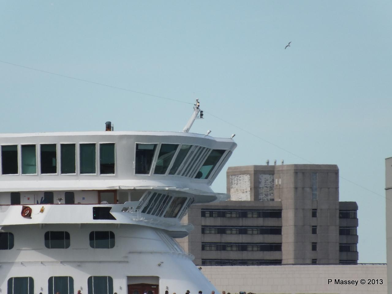 BALMORAL Departing Southampton PDM 27-05-2013 17-13-27