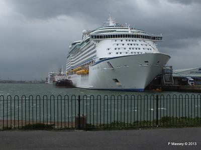 ADVENTURE OF THE SEAS Southampton PDM 24-05-2013 14-45-41