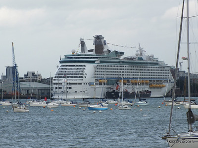 ADVENTURE OF THE SEAS Southampton PDM 24-05-2013 15-16-56