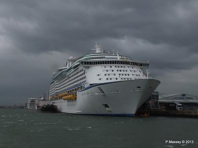 ADVENTURE OF THE SEAS Southampton PDM 24-05-2013 14-45-13
