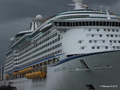 ADVENTURE OF THE SEAS Southampton PDM 24-05-2013 14-44-33
