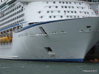 ADVENTURE OF THE SEAS Southampton PDM 24-05-2013 14-44-41