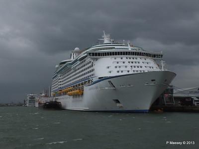 ADVENTURE OF THE SEAS Southampton PDM 24-05-2013 14-44-29