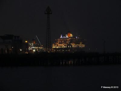 QM2 SAGA RUBY over Town Quay PDM 10-01-2013 17-53-24