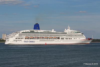 AURORA Departing Southampton PDM 16-05-2016 17-15-052