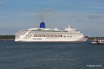 AURORA Departing Southampton PDM 16-05-2016 17-16-23