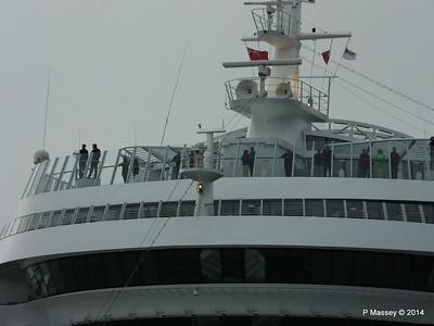 AIDAstella Departs Southampton PDM 26-06-2014 20-01-53