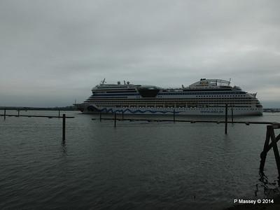 AIDAstella Departs Southampton PDM 26-06-2014 20-06-15