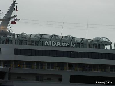 AIDAstella Departs Southampton PDM 26-06-2014 20-04-40