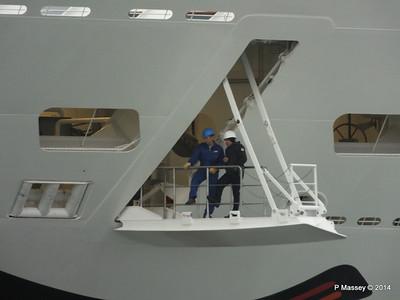AIDAstella Departs Southampton PDM 26-06-2014 20-02-46
