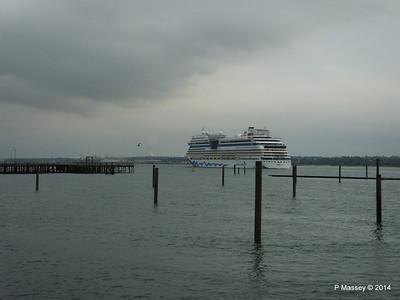 AIDAstella Departs Southampton PDM 26-06-2014 20-10-28