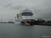 AIDAstella Departs Southampton PDM 26-06-2014 19-59-54
