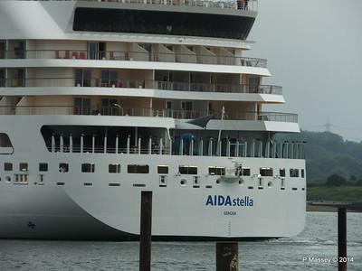 AIDAstella Departs Southampton PDM 26-06-2014 20-09-03