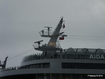 AIDAstella Departs Southampton PDM 26-06-2014 20-04-42