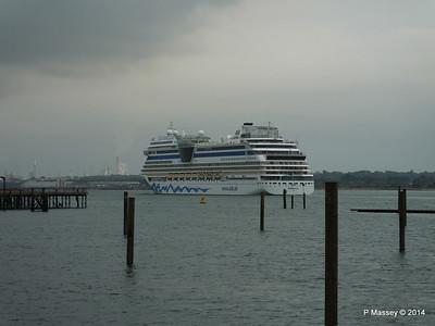 AIDAstella Departs Southampton PDM 26-06-2014 20-10-53