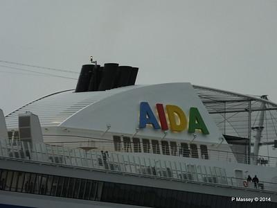 AIDAstella Departs Southampton PDM 26-06-2014 20-03-19