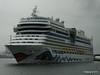 AIDAstella Departs Southampton PDM 26-06-2014 20-02-09