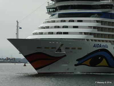 AIDAstella Departs Southampton PDM 26-06-2014 20-02-40