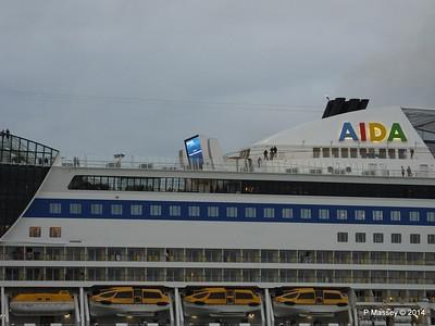 AIDAstella Departing Southampton PDM 29-05-2014 20-17-50