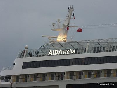 AIDAstella Departing Southampton PDM 29-05-2014 20-19-02