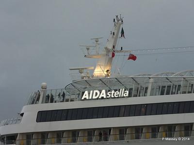 AIDAstella Departing Southampton PDM 29-05-2014 20-18-58