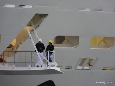 AIDAstella Departing Southampton PDM 29-05-2014 20-15-32