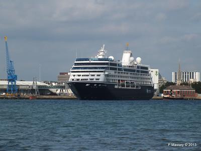 AZAMARA QUEST Departs Southampton PDM 10-06-2013 17-01-34