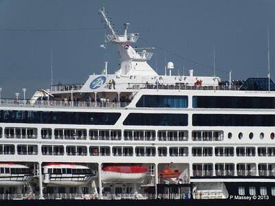 AZAMARA QUEST Departs Southampton PDM 10-06-2013 17-07-10