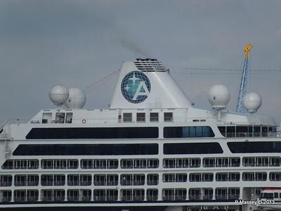AZAMARA QUEST Departs Southampton PDM 10-06-2013 17-03-56