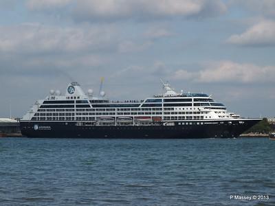 AZAMARA QUEST Departs Southampton PDM 10-06-2013 17-03-43