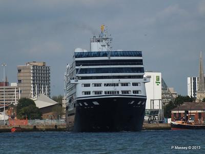 AZAMARA QUEST Departs Southampton PDM 10-06-2013 17-02-16