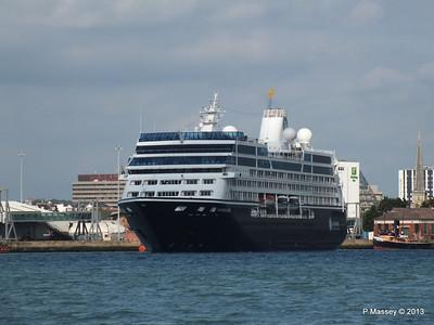 AZAMARA QUEST Departs Southampton PDM 10-06-2013 17-01-42
