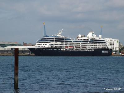AZAMARA QUEST Departs Southampton PDM 10-06-2013 16-59-15