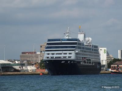 AZAMARA QUEST Departs Southampton PDM 10-06-2013 17-01-53
