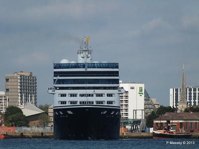 AZAMARA QUEST Departs Southampton PDM 10-06-2013 17-02-12