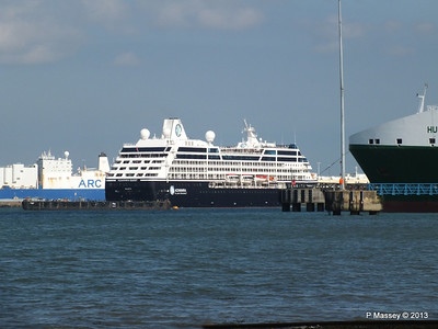 AZAMARA QUEST Departs Southampton PDM 10-06-2013 17-08-59