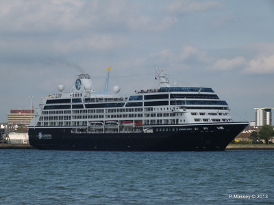 AZAMARA QUEST Departs Southampton PDM 10-06-2013 17-03-01