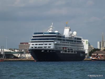 AZAMARA QUEST Departs Southampton PDM 10-06-2013 17-01-39