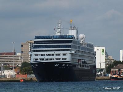 AZAMARA QUEST Departs Southampton PDM 10-06-2013 17-01-58