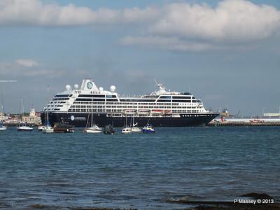 AZAMARA QUEST Departs Southampton PDM 10-06-2013 17-06-46