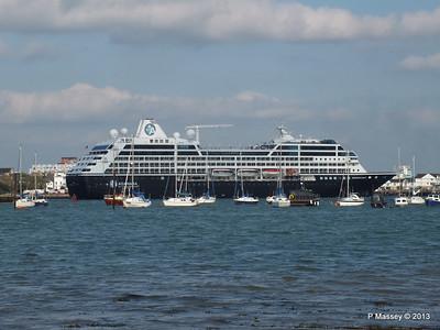 AZAMARA QUEST Departs Southampton PDM 10-06-2013 17-06-09